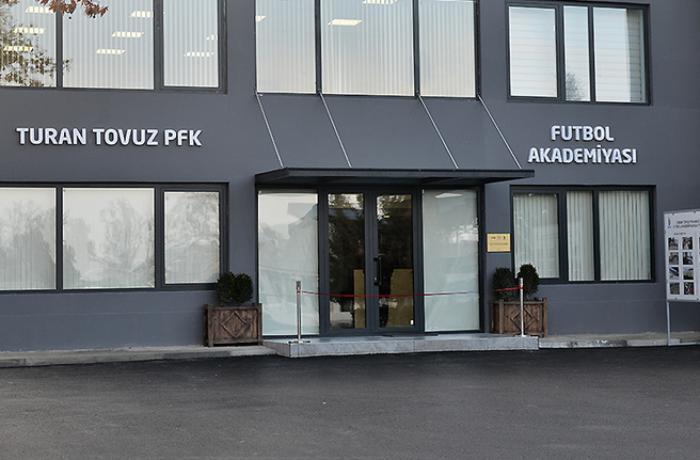 """""""Turan Tovuz"""" Futbol Akademiyasının açılış mərasimi keçirildi — FOTOLAR"""