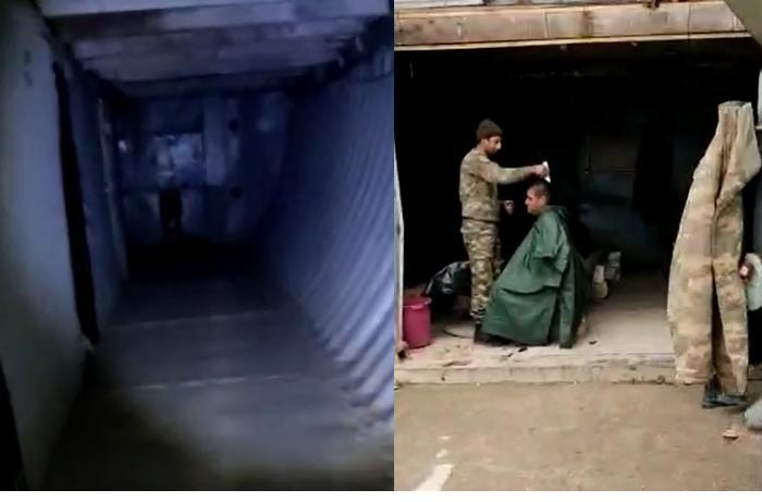 Qarabağda ermənilərin 3 mərtəbəli gizli tuneli aşkarlandı — VİDEO