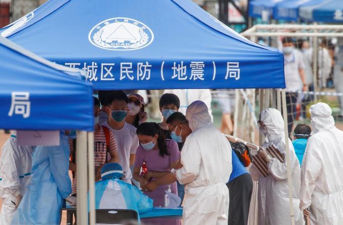Çində koronavirusa yoluxanların sayı artdı: Xəstəxanalar bərpa olundu