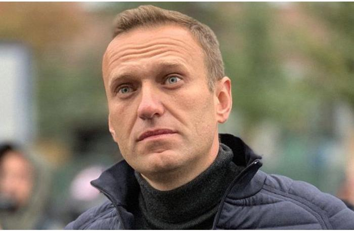 Aleksey Navalnı saxlanıldı — VİDEO