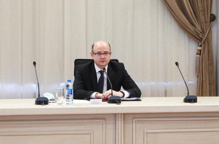 """Nazir: """"Qarabağda yaşıl enerji zonasının yaradılması ilə bağlı iş gedir"""""""