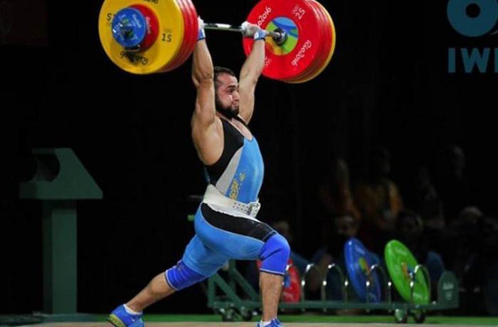 Azərbaycanlı olimpiya çempionu dopinqə görə cəzalandı
