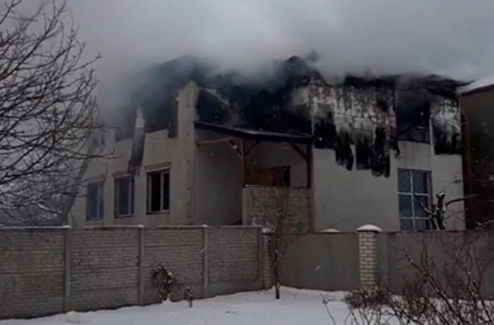 Ukraynada qocalar evi yandı — 15 nəfər öldü