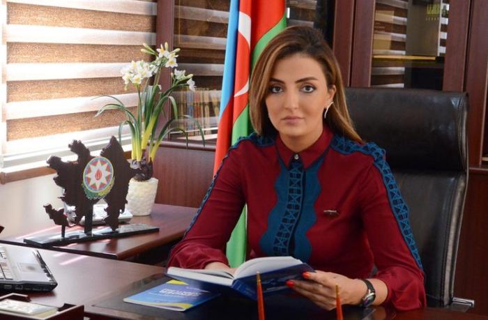 """Könül Nurullayeva: """"Azərbaycanın tam yeni, daha inkişaf etmiş siması yaranacaq"""""""