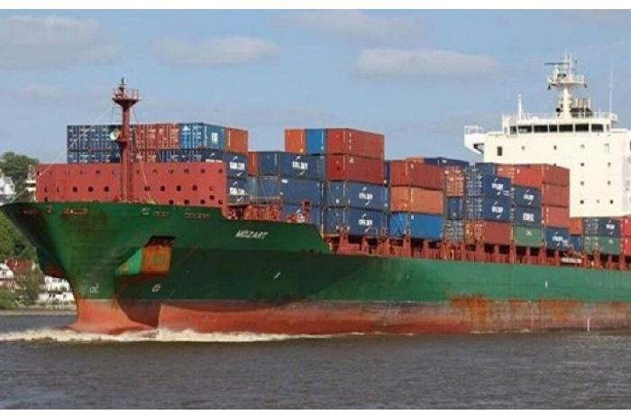 Azərbaycanlı dənizçinin öldürüldüyü gəmi Qabonun Gentil limanında lövbər saldı