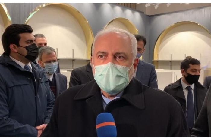 İranın XİN başçısı Bakıya gəldi