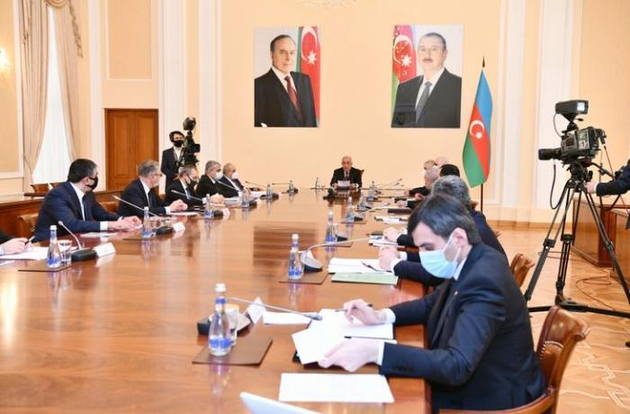 Nazirlər Kabineti 2021-ci il üçün prioritetləri müəyyənləşdirdi — FOTO