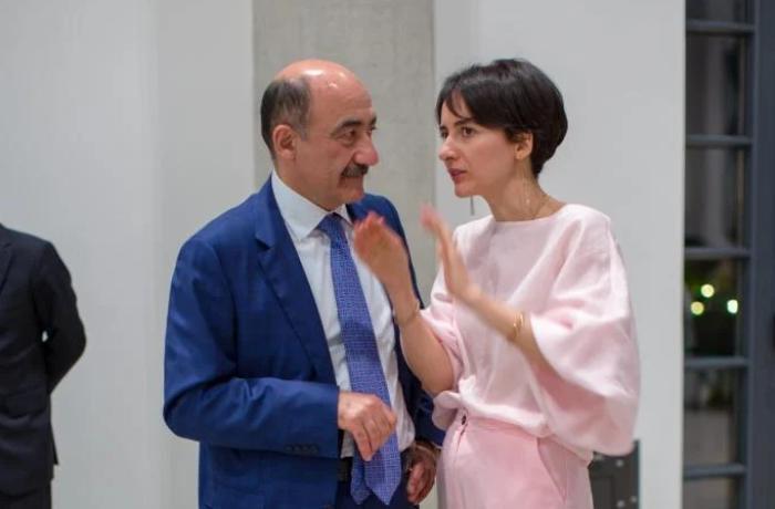 Əbülfəs Qarayevin qızına məxsus şirkətin gəlirləri AÇIQLANDI