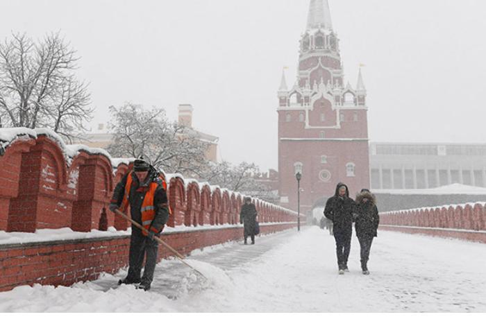 Moskvada son 140 ilin rekord temperaturu qeydə alındı