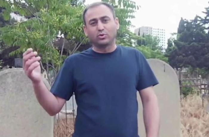 Jurnalist Əfqan Sadıqovun həbs müddəti azaldıldı