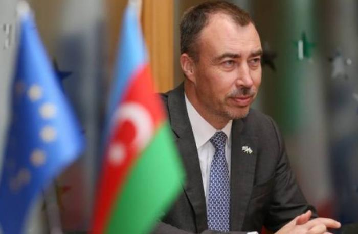Aİ-nin Cənubi Qafqazdakı nümayəndəsinin səlahiyyət müddəti uzadıldı