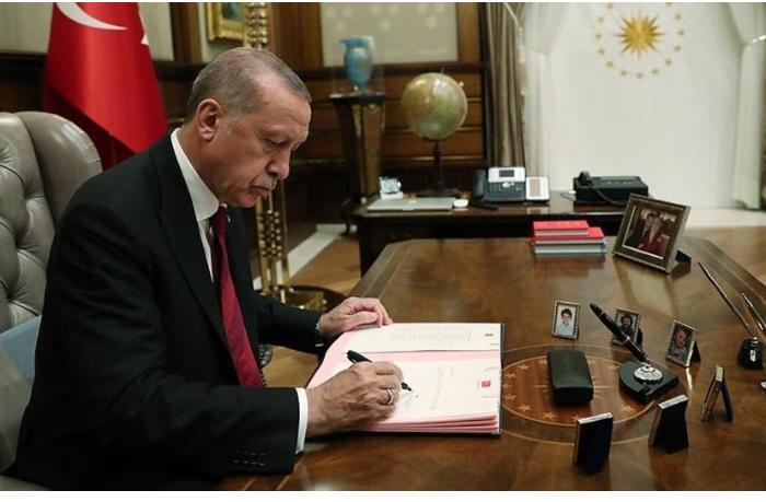 Ərdoğan Azərbaycanla ticarət sahəsində əməkdaşlığı asanlaşdıran sazişi təsdiqlədi