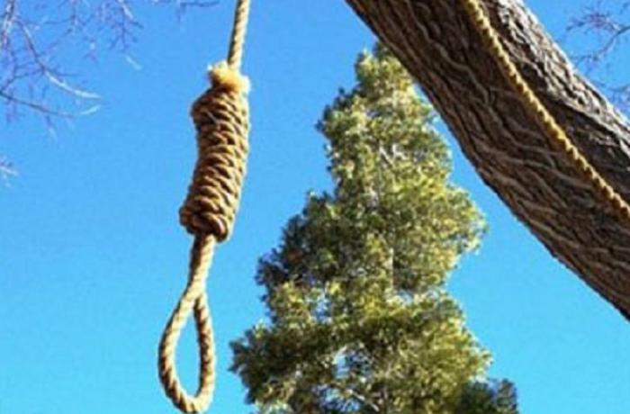 30 yaşlı kişi intihar etdi