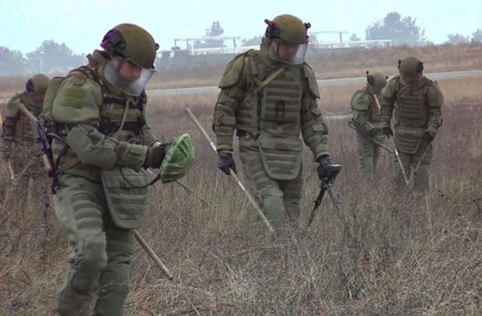 Ermənistan hərbi büdcəsinin 50%-ni Qarabağın minalanmasına xərcləyib