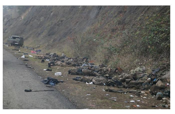 Məhv edilən daha 71 erməni hərbçinin adı açıqlandı