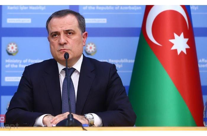 Ceyhun Bayramov fransız həmkarına: Sərhəd məsələsinin şişirdilməsi yolverilməzdir