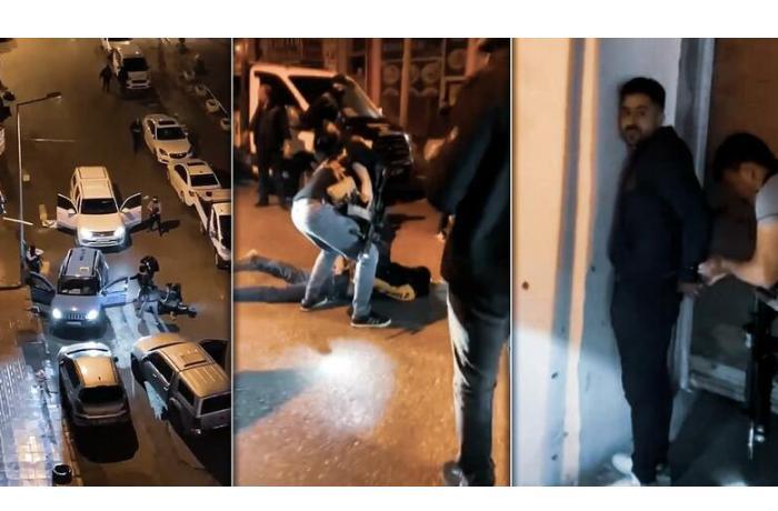 Türkiyədə İran agentləri cinayət başında  tutuldular— VİDEO