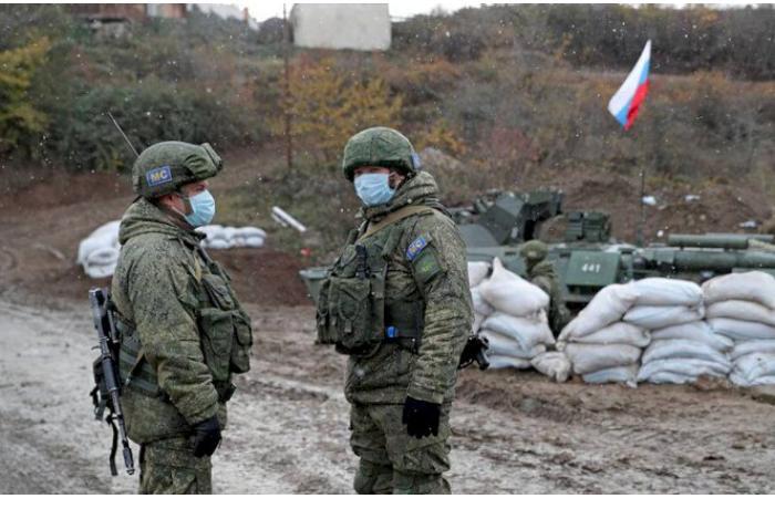 Rusiya hərbçiləri Xankəndindən 100 erməni gənci topladı