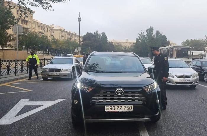 Yol Polisi İdarəsi növbəti profilaktik tədbirlər keçirdi — FOTOLAR