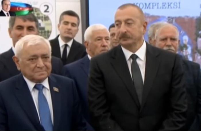 Prezidentin ictimaiyyət nümayəndələri ilə görüşündən  VİDEO