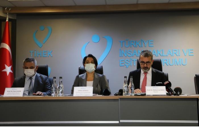 Türkiyə Ombudsmanı Ermənistanın törətdiyi cinayətlərlə bağlı hesabatı açıqladı