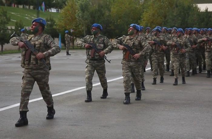Azərbaycan Ordusunun Türkiyə Ordusu ilə uyğunlaşdırılması istiqamətində növbəti addım atıldı — FOTOLAR