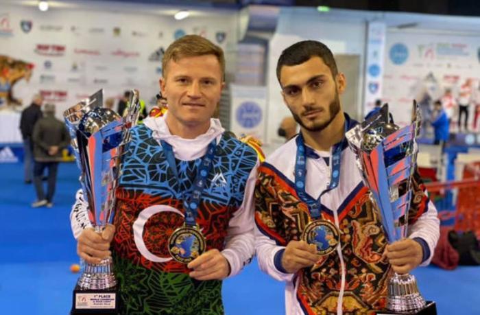 Anar Məmmədov dünya çempionu oldu