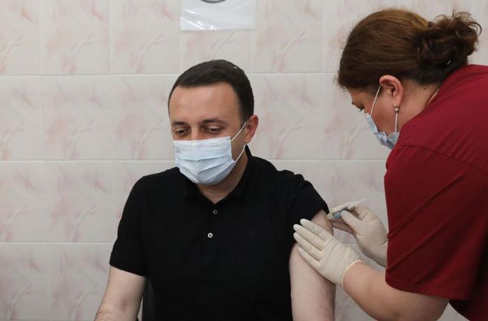 Vətəndaşları məcbur yox, əmin etməlidilər ki, vaksinasiya yeganə, alternativsiz çıxışdır — Qaribaşvili