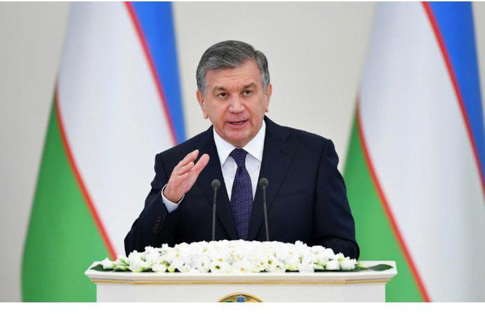 Şavkat Mirziyoyev növbəti dəfə  Prezident seçildi