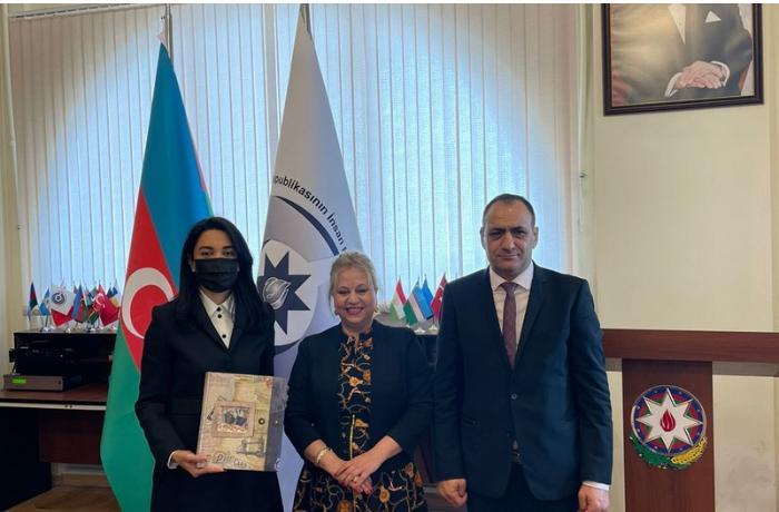 Ombudsman Bolqarıstan rəsmisini Ermənistanın cinayətləri ilə bağlı məlumatlandırdı