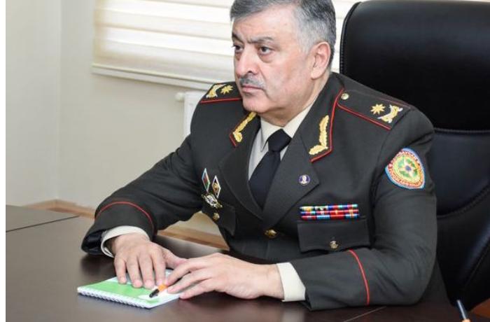 General Paşayevdən prezidentə şikayət: