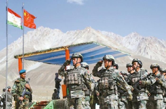 Çin Tacikistan və Əfqanıstan sərhədində hərbi baza yaradır
