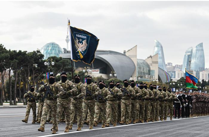 Azərbaycan 2021-ci ildə hərbi qüdrətini qoruyub saxlayıb — HESABAT