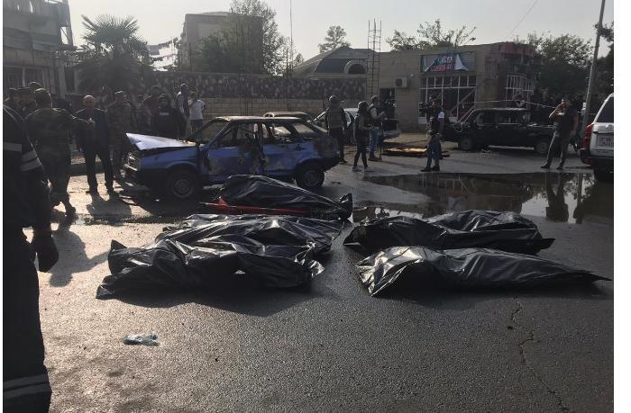 Ermənistanın Bərdədə törətdiyi terror aktından 1 il ötür