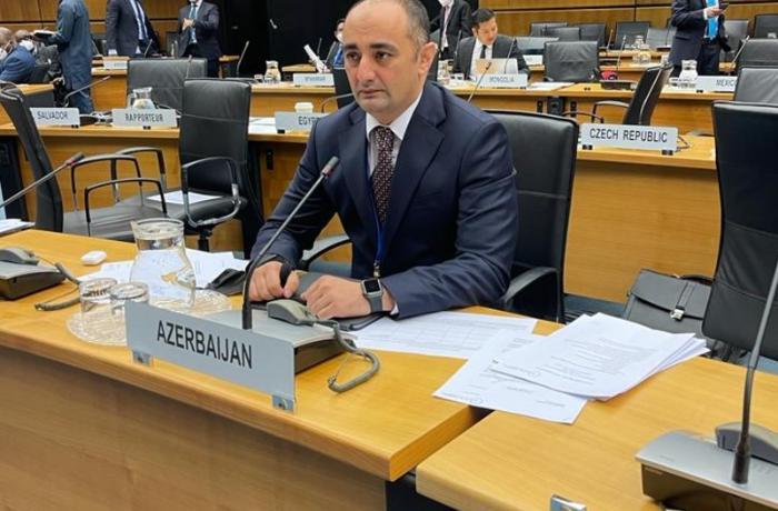 Azərbaycan nümayəndəsi Beynəlxalq Anti-Korrupsiya Akademiyasının İdarə Heyətinə üzv seçildi