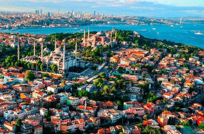 Etibarlı istirahətin tək ünvanı - Türkiyə! — FOTO