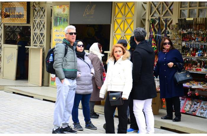 Azərbaycanla İran arasında turizm əlaqələri müzakirə edildi