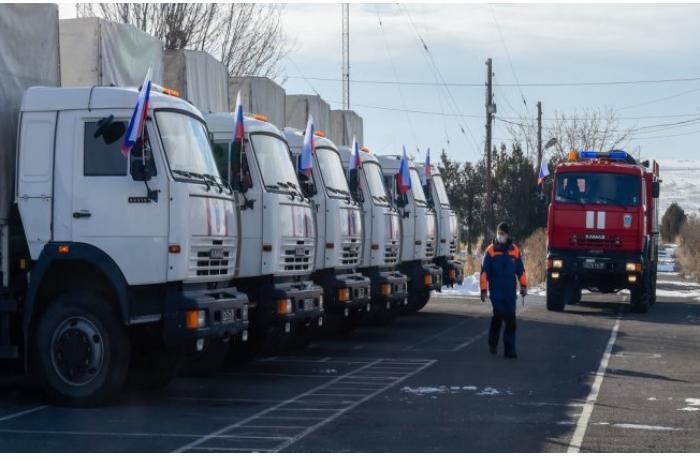 Separatçı rejim istədi, Rusiya yerinə yetirdi