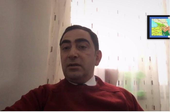 Taleh Ziyadov Amerika-Azərbaycan Ticarət Palatasının üzvləri ilə görüş keçirdi — FOTOLAR