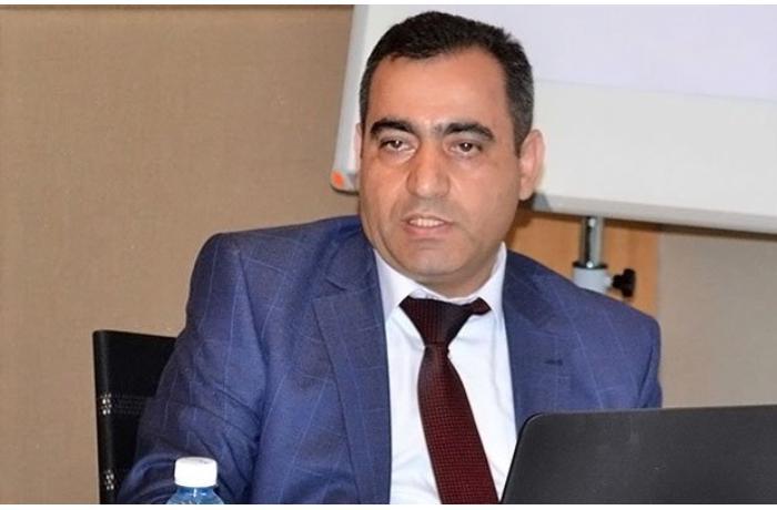 """Rövşən Ağayev: """"Azı 16 saatdır işıqsız və istiliksiz qalmışıq"""""""