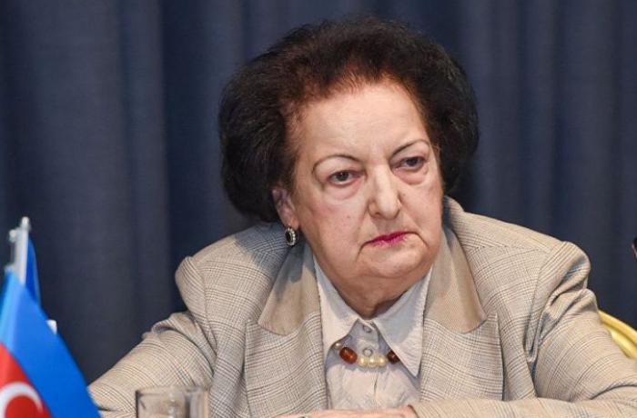 Elmira Süleymanova da AMEA-da işləyir