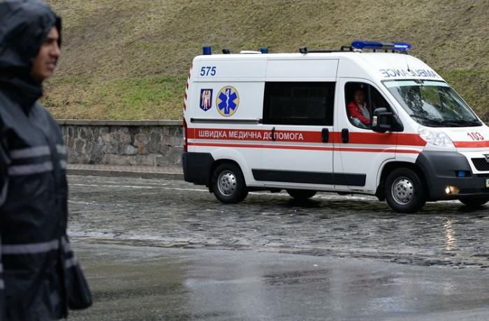 Ukraynada xəstəxanada partlayış oldu — Ölən var