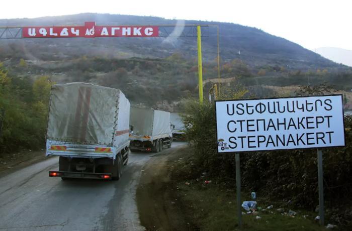 Ermənistan tikinti materialları adı altında Qarabağa əsgər daşıyırmış — VİDEO