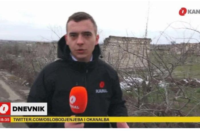 """O Kanal"" televiziyası Ağdamdan reportaj hazırladı — VİDEO"