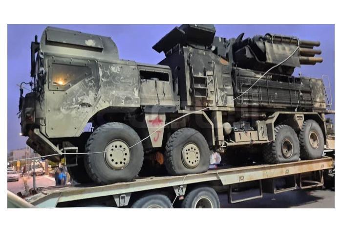 Rusiyanın qənimət kimi ələ keçirilən bahalı silahı Türkiyəyə gətirildi