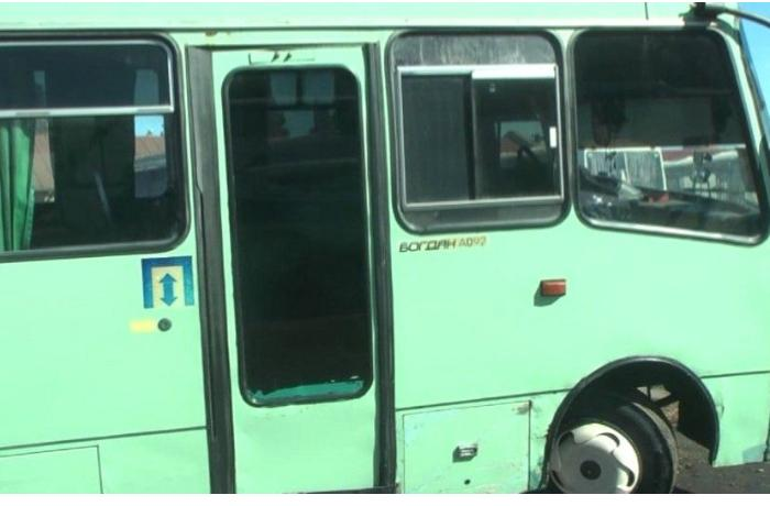 """Avtobusla """"avtoş""""luq edən sürücü saxlanıldı"""