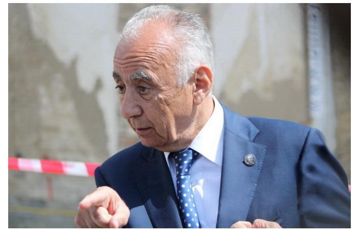 """Hacıbala polad relsləri satırdı — """"TRAMVAY ƏMƏLİYYATI"""" başlaya bilərmi?"""