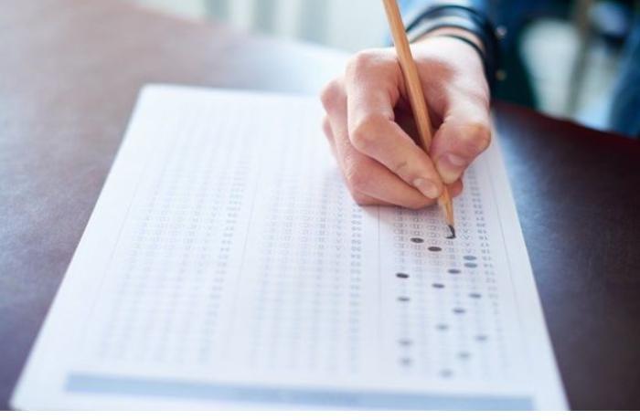 Dövlət qulluğuna qəbul üçün test imtahanı başa çatdı