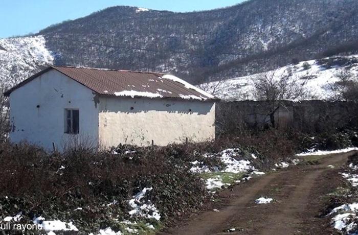Füzulinin Üçbulaq kəndindən görüntülər — VİDEO