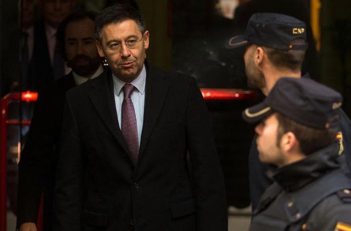 """""""Barselona""""nın sabiq prezidenti sərbəst buraxıldı"""